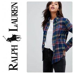 Polo Ralph Lauren Georgia Plaid Buttondown Shirt